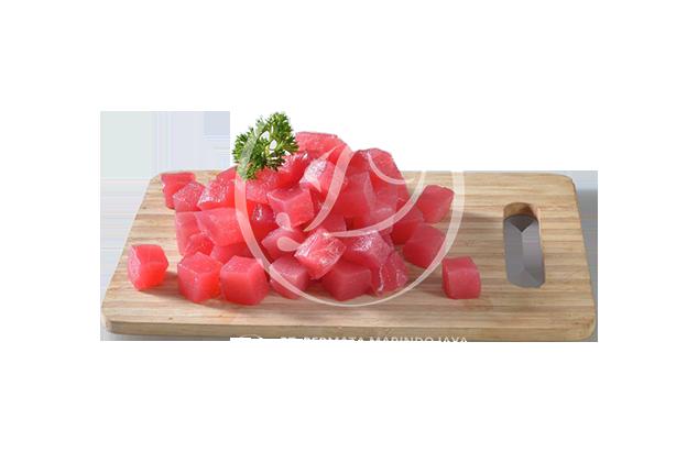Tuna Cubes Premium